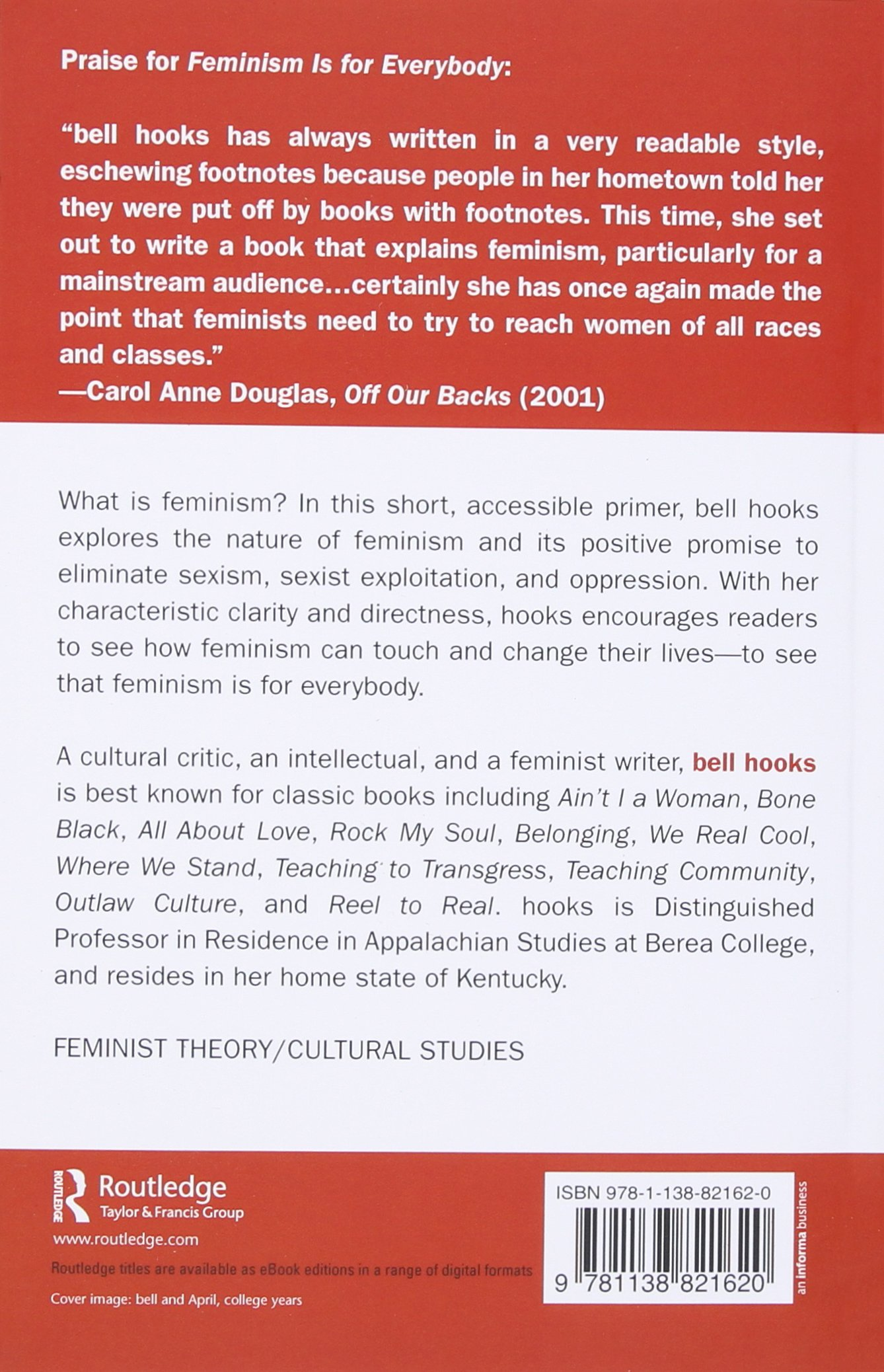 Feminism Is For Everybody: Passionate Politics: Bell Hooks: 8601411340925:  Books  Amazon