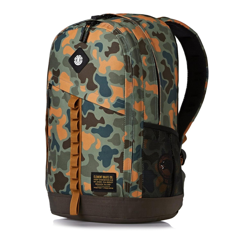 Element Cypress Rucksack, Schulrucksack & Alltagsrucksack mit gepolstertem Rücken: Amazon.es: Deportes y aire libre