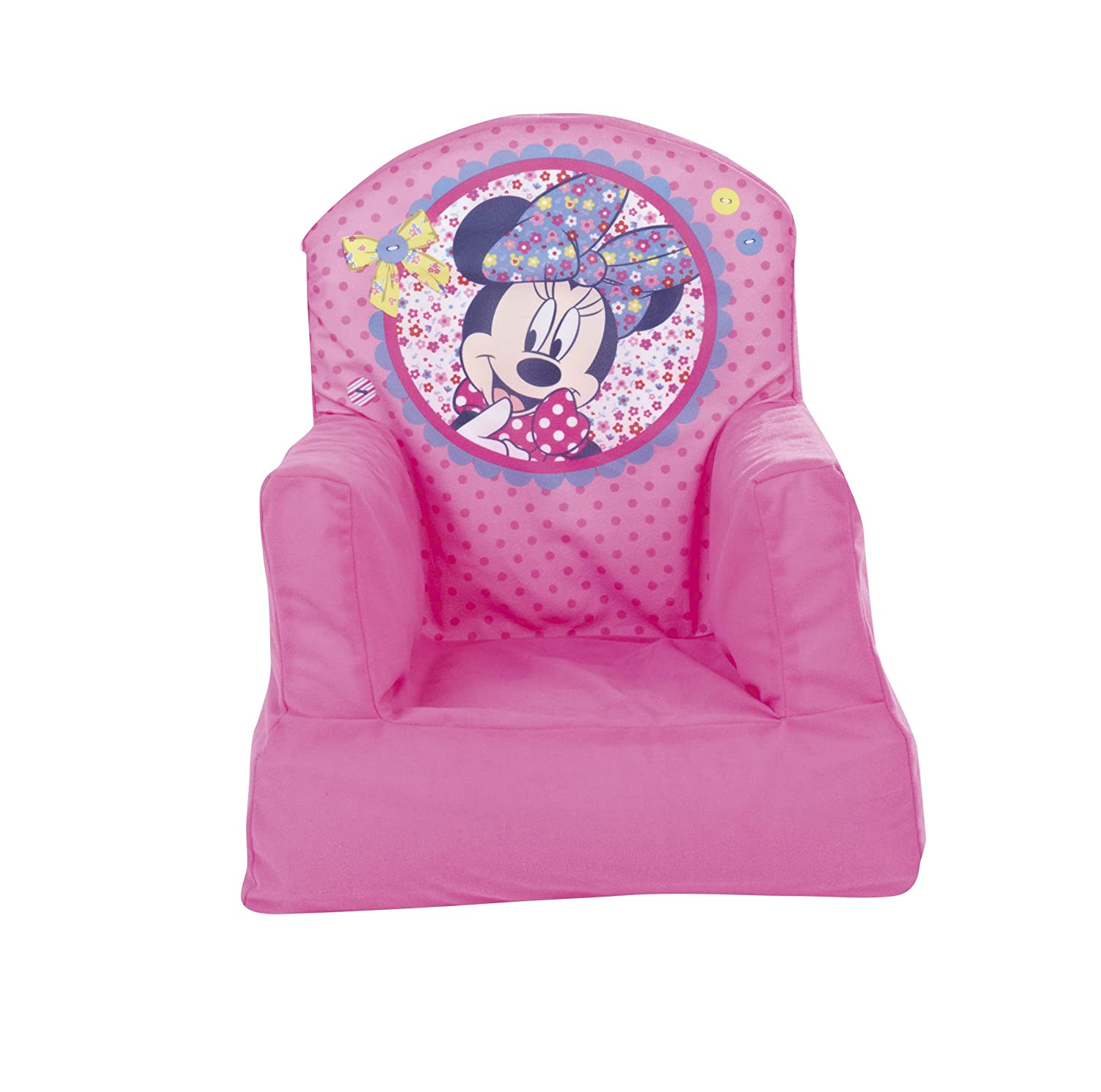 Disney Minnie Mouse Inflatable Chair For Kids Worlds Apart 280MNE01E