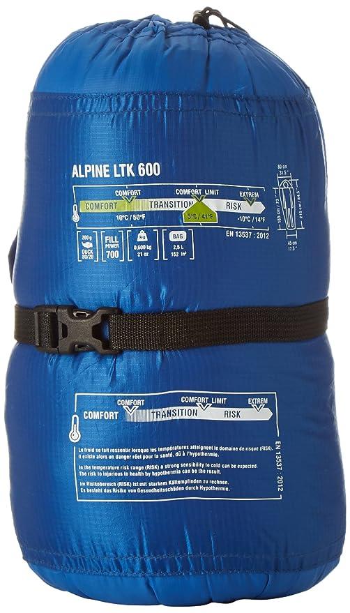 Millet Alpine Ltk 600 Sacos de Dormir, Unisex Adulto: Amazon.es: Deportes y aire libre