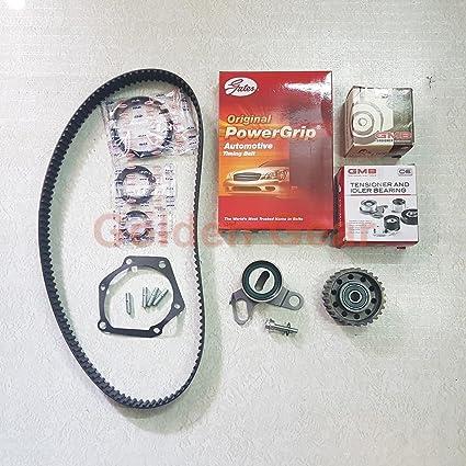 Amazon com: Timing Belt Kit Toyota 2L 3L 5L Hi Ace Hilux Prado