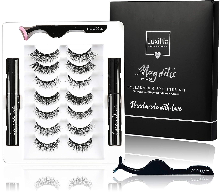 Vegan Magnetic Eyelashes