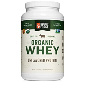 Natural Force Organic Whey