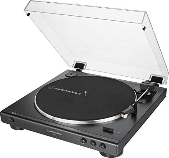 Audio Técnica AT-LP60X USB GM - Tocadiscos con tracción por Correa ...