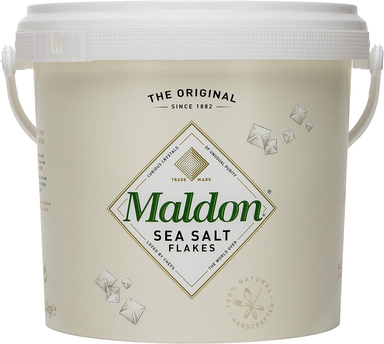 Maldon Organic Maldon Sea Salt 1.4 kg