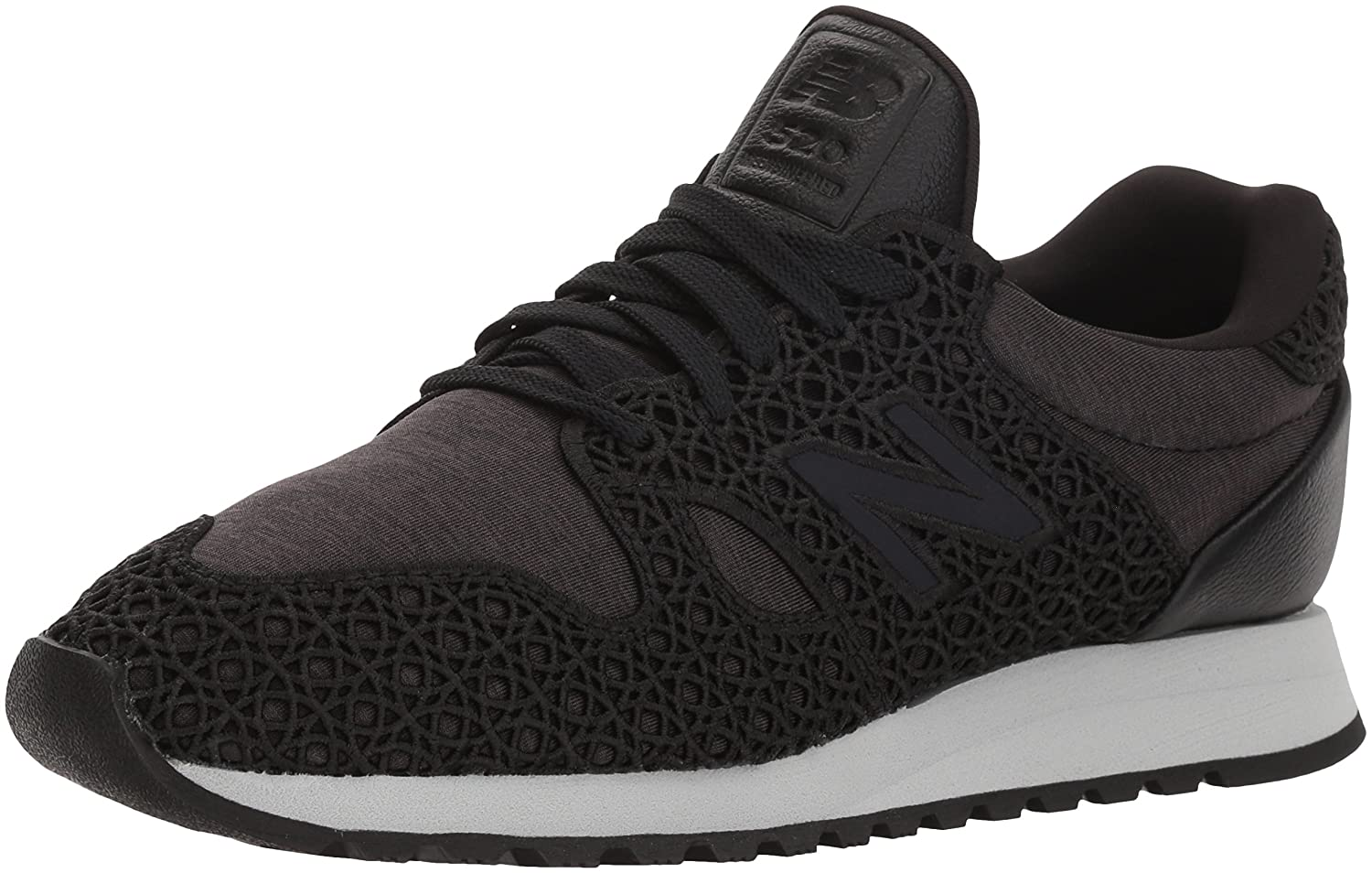 New Balance Women's Wl520 B0751GSLDG 6 B(M) US|black