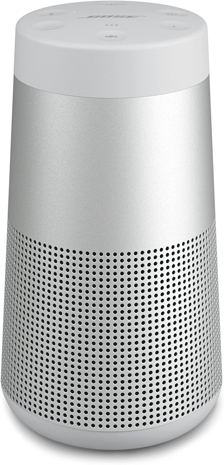 The Bose SoundLink Revolve, the Portable Bluetooth Speaker
