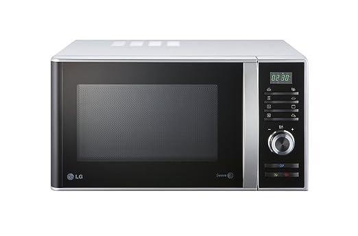 LG MH6382BTS 23L 1000W Negro, Plata - Microondas (23 L, 1000 W ...