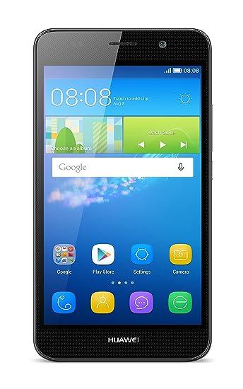 Huawei Y6 8gb Ohne Vertrag Schwarz Amazonde Elektronik