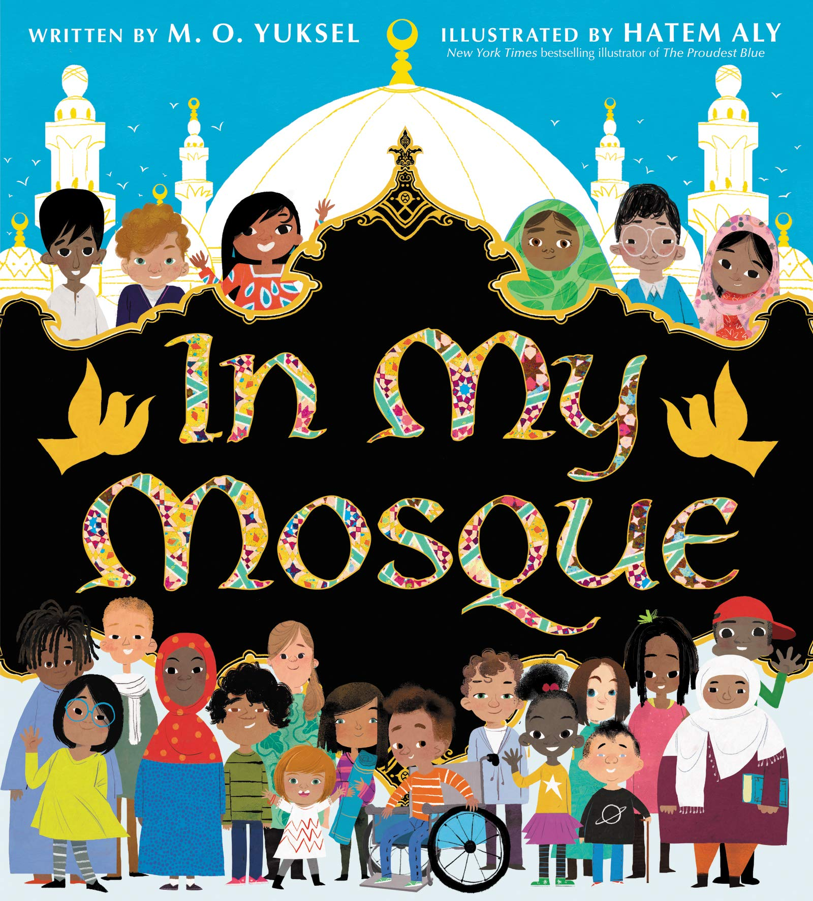 Amazon.com: In My Mosque (9780062978707): Yuksel, M. O., Aly, Hatem: Books