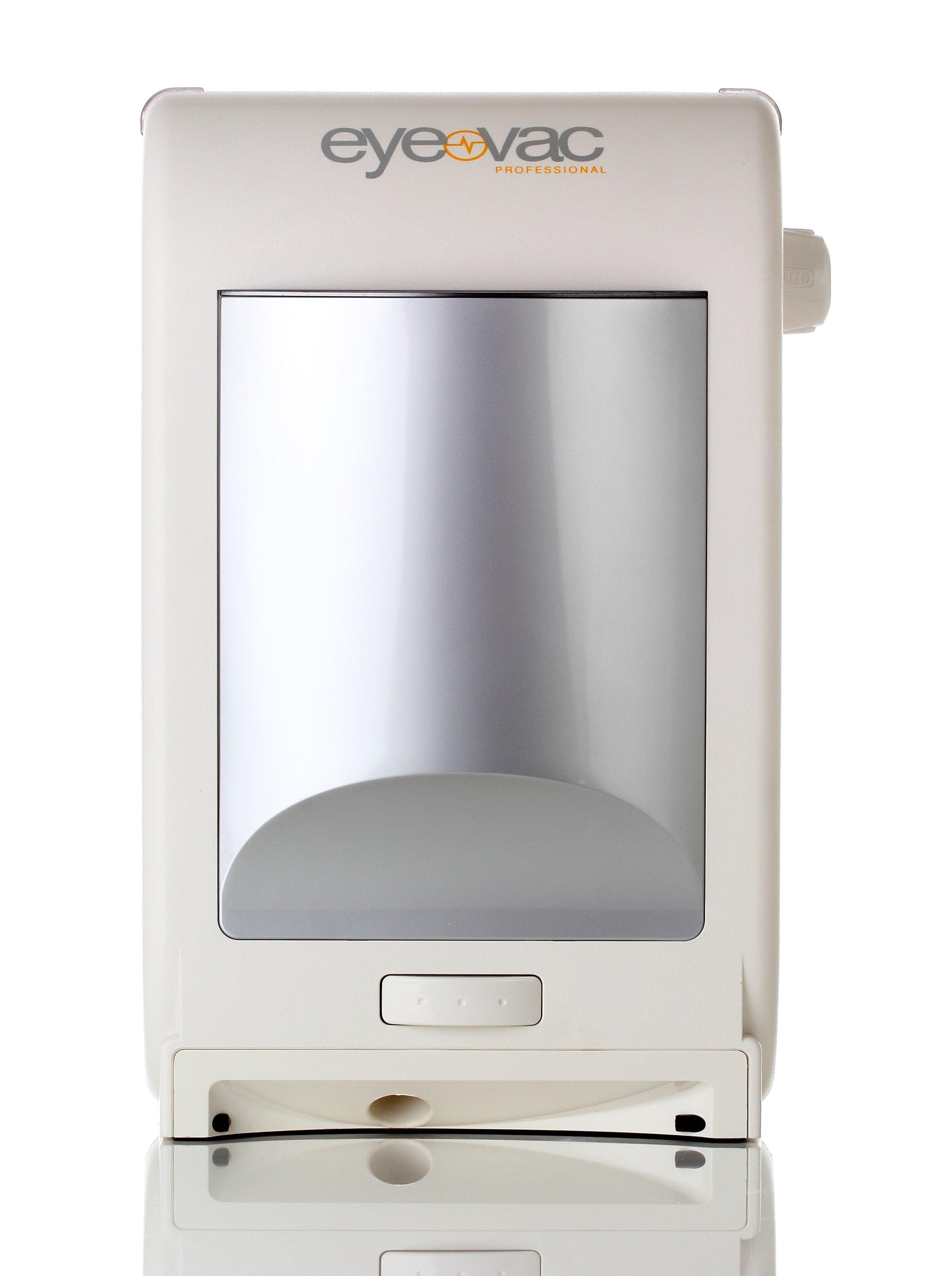 CrowleyJones EVPRO-W Eye-Vac Professional Vacuum Cleaner, Designer White - Corded