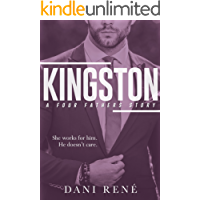 Kingston (Four Fathers Book 2)