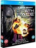 Death Race Trilogy [Blu-ray] (Region Free)