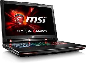 "MSI VR Ready GT72VR Tobii-031 17.3"" Hardcore Gaming Laptop w/ Eye Tracking Sensor GTX 1070 i7-6700HQ 32GB 512GB + 1TB Windows 10"
