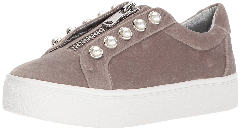 Steve Madden Women's Lynn Sneaker B076TP1LK4 6.5 B(M) US|Grey
