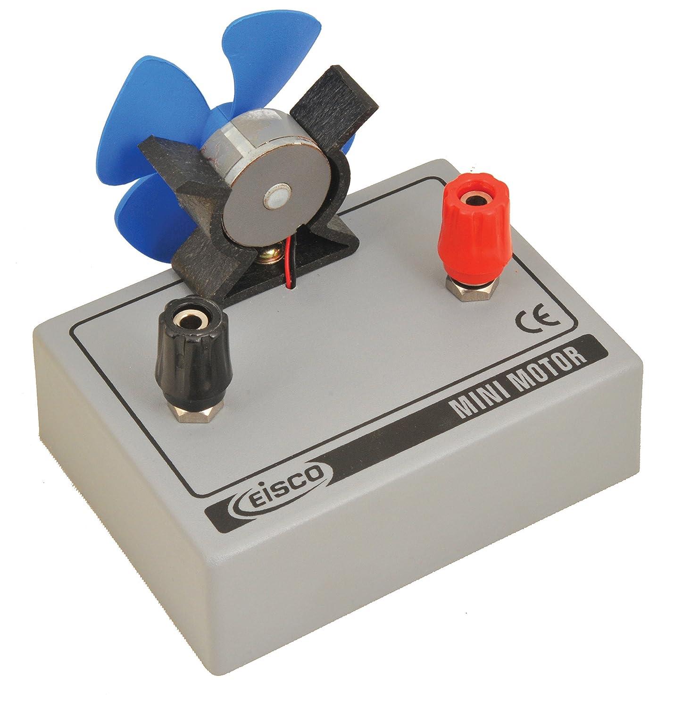 Eisco Labs Mini Fan Motor Unit 3 7//8 x 2 3//4