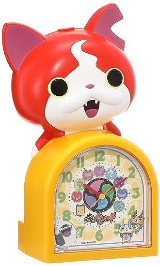 Amazoncojp セイコー クロック 目覚まし時計 妖怪ウォッチ