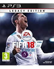 FIFA 18 Legacy Edition (PS3) (New)