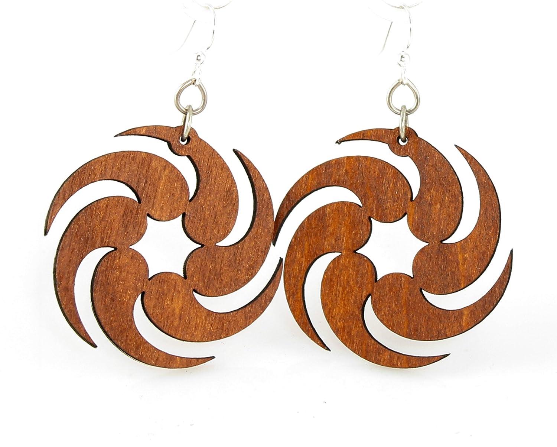 Fireball Earrings