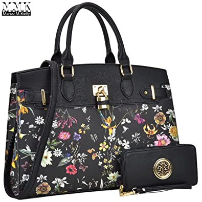 Women Fashion Handbag with Matching wallet(FN)~ Classic Women Purse    Beautiful Handbags a01098a262
