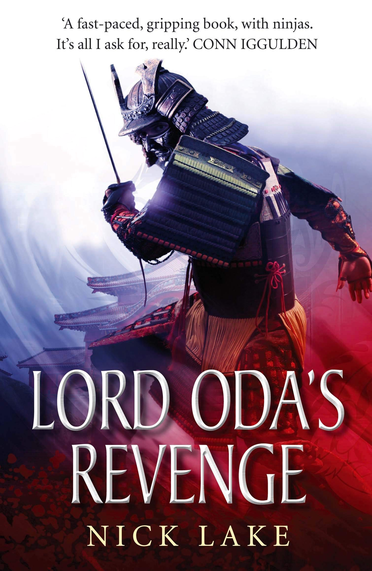 Lord Odas Revenge: Blood Ninja II: Nick Lake: 9781848873902 ...