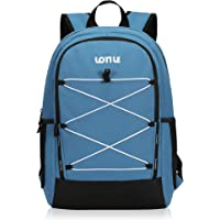 LOTILE 27 Cans Insulated Cooler Camping Backpack