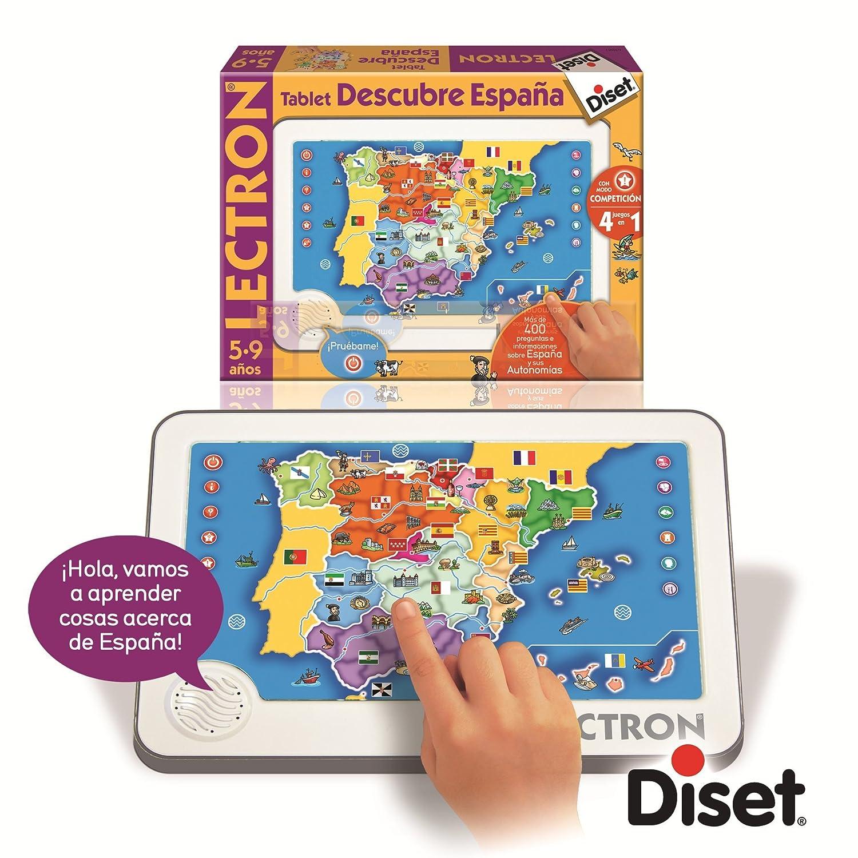 Diset Lectron - Lectrón tablet descubre España 63887
