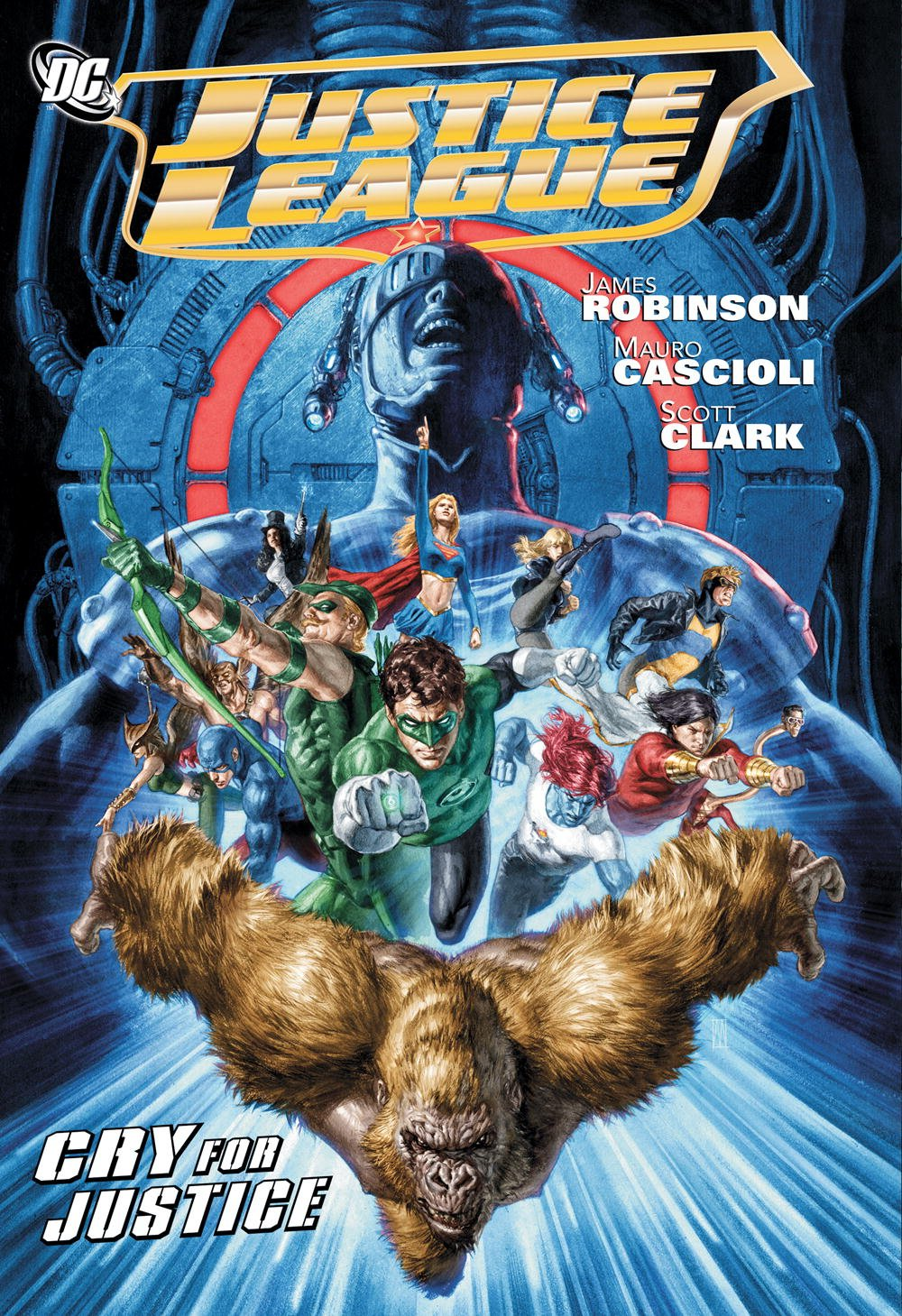 Download Justice League: Cry for Justice pdf