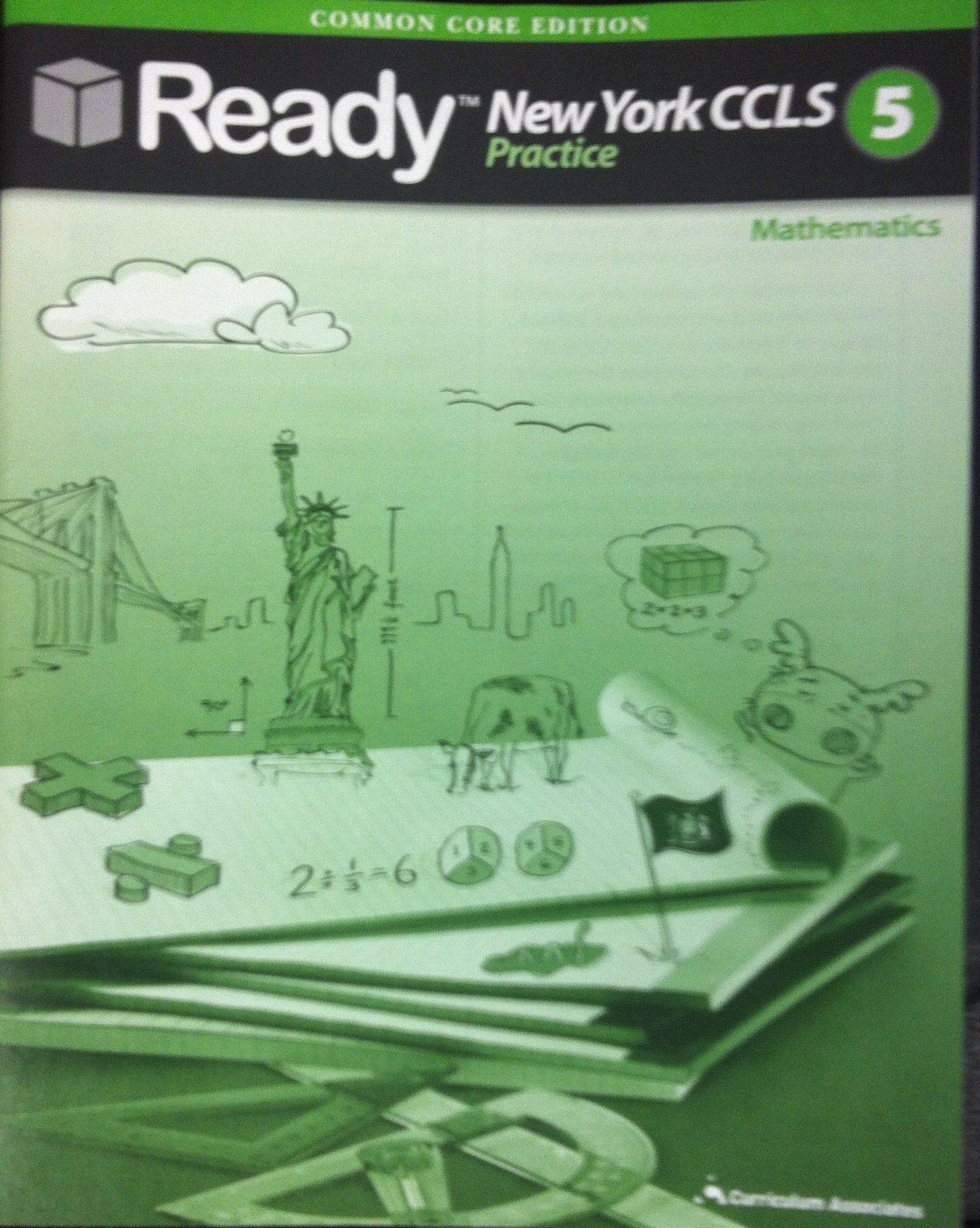 Ready New York CCLS practice Grade 5 Mathematics-2013 pdf epub