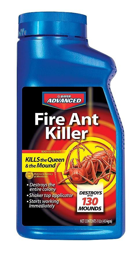Bayer Advanced 502832 Fire Ant Killer Dust, 16 Ounce