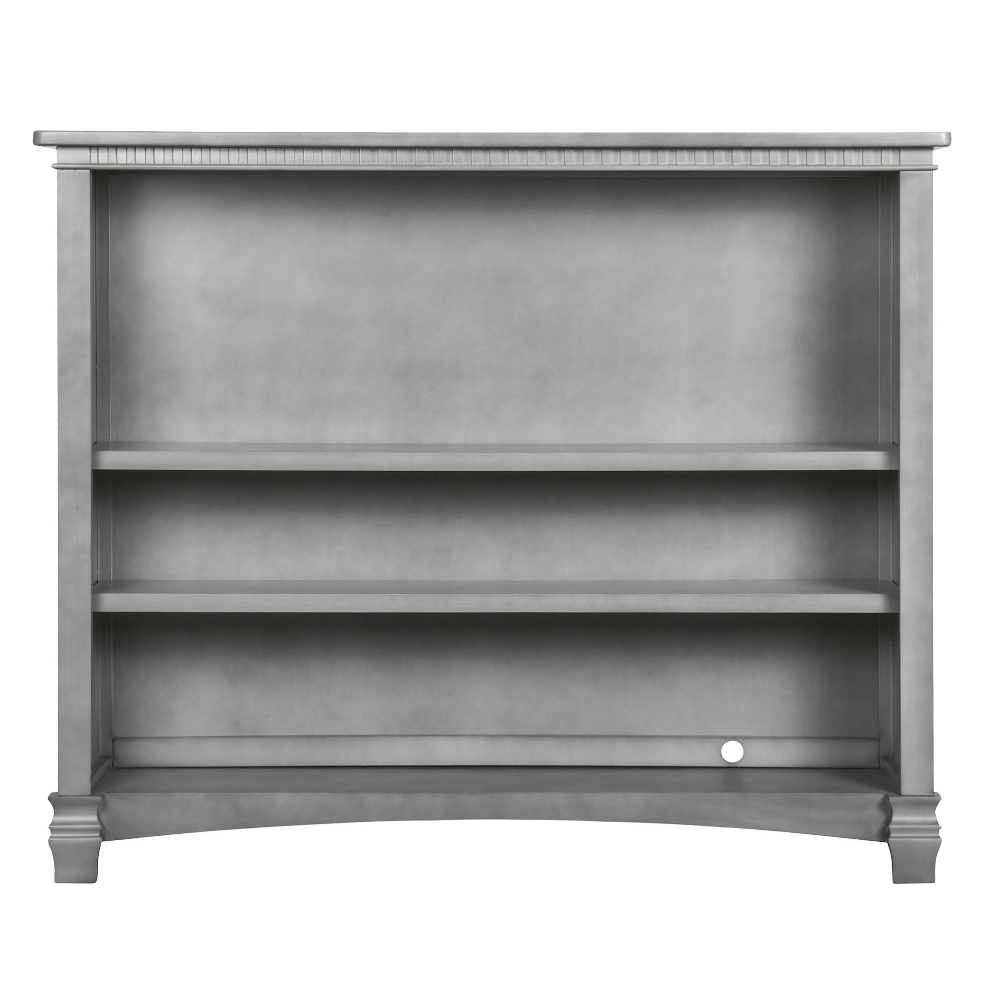 Evolur Santa Fe Hutch, Storm Grey