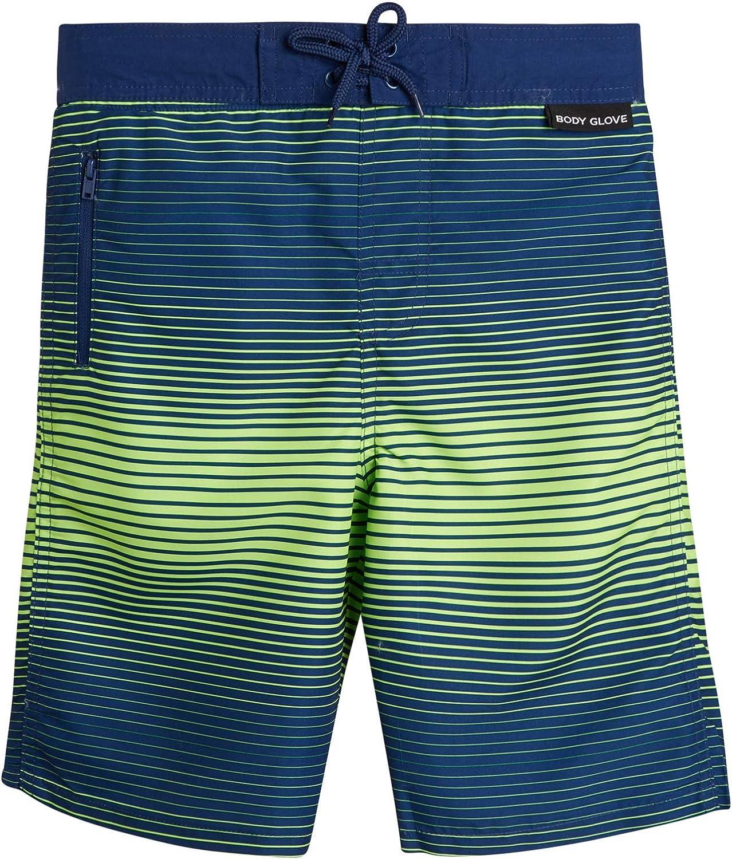 Body Glove Boys Quick-Dry Swimming Board Shorts