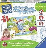Ravensburger - Ministeps - 04721 - Mes Amis les Dinosaures - Puzzle Plastique - Premier Age - 12 Pièces