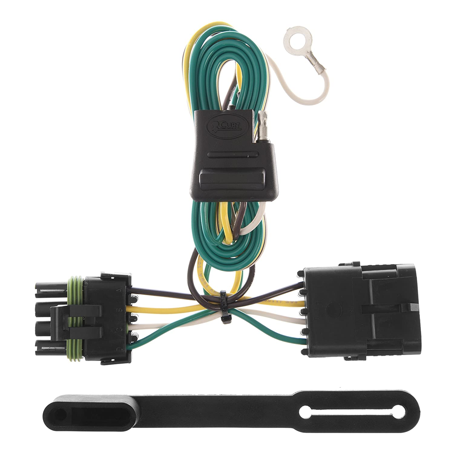 81G6dFhJQoL._SL1500_ amazon com curt 55315 custom wiring harness automotive  at gsmportal.co