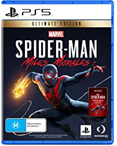 Marvel's Spider-Man: Miles Morales Ultimate - PlayStation 5