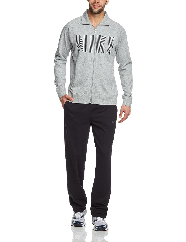 Nike Warm Up - Chándal para Hombre clásico Gris Gris: Amazon.es ...
