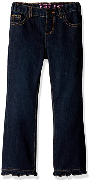 popular style sale online new season The Children's Place Baby Girls' Flare Jeans