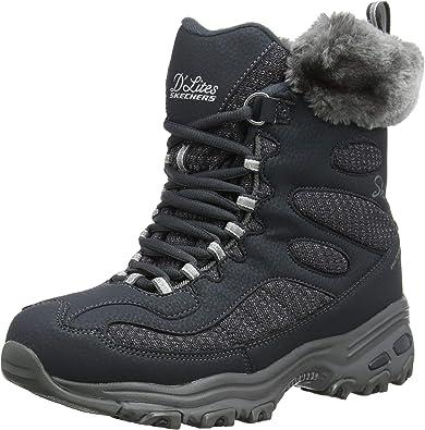 skechers waterproof winter boots