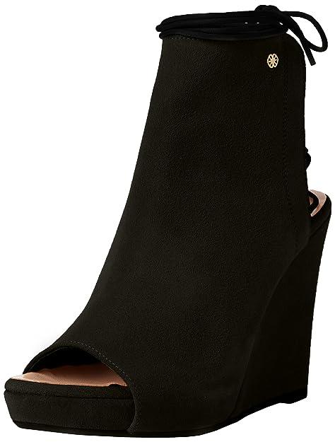 CUPLÉ Destalonado Serraje, Botines para Mujer, Negro (Black), 38 EU: Amazon.es: Zapatos y complementos