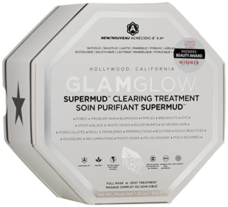 Amazon Glamglow Supermud Clearing Treatment 12 Fl Oz