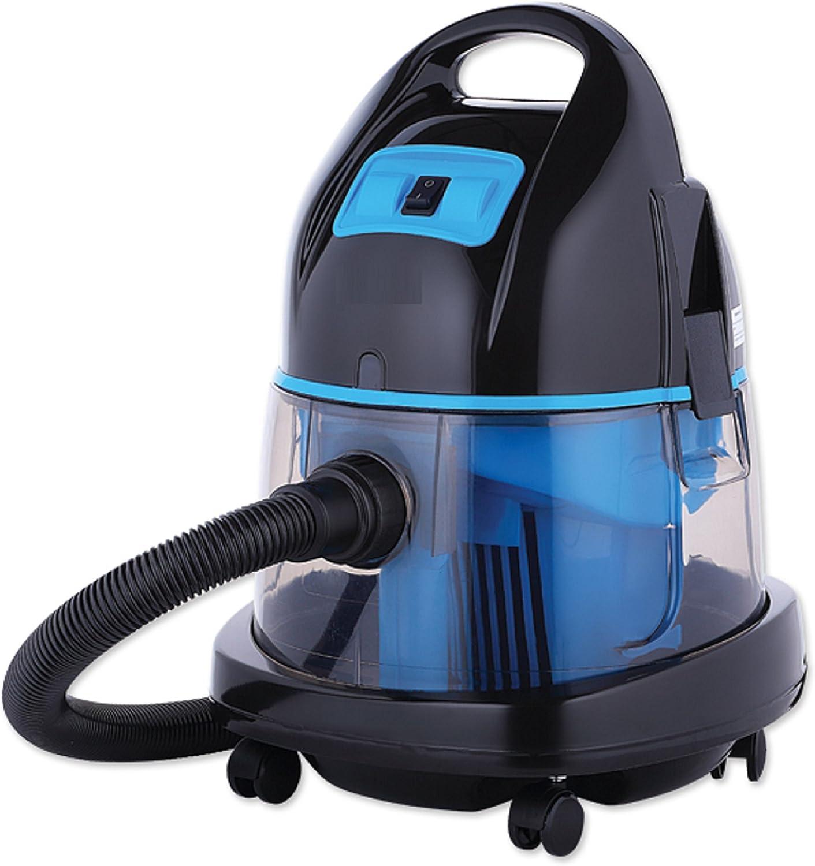 Aspirador con filtro de agua de aspirador sin bolsa de agua aspirador de mojado y seco en el suelo para aspiradora de 2.400 Watt: Amazon.es: Hogar