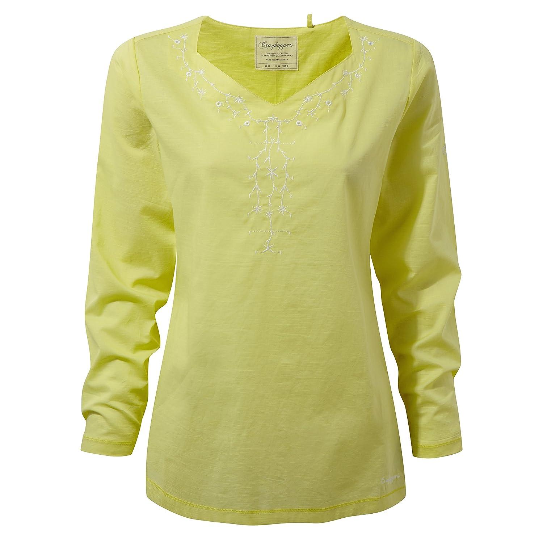 Craghoppers Damen Kadee Langarm T-Shirt