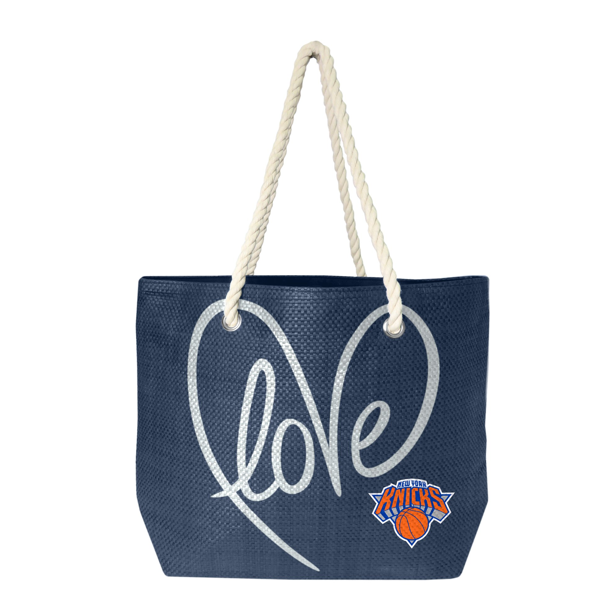 NBA New York Knicks Rope Tote Bag by Littlearth