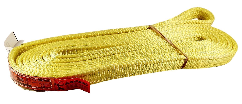 DD Sling (USA Made) 1' & 2' Widths by 4' to 12' Lengths In Listing, 2 Ply, Endless Nylon Lifting Slings, 900 webbing, 6,400 lbs Vertical, 5,100 lbs Choker, 12,800 lbs Basket (USA Webbing) (1'x4') 800 lbs Basket (USA Webbing) (1x4' ) Chenango Supply Co.