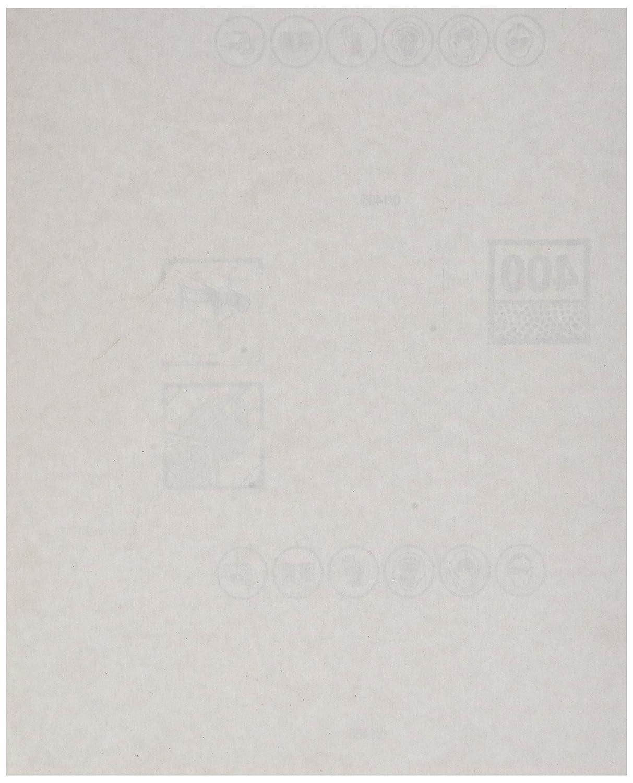 Wolfcraft 6018000 Feuille abrasifs papier Grain 400 230 x 280