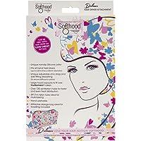 Hair Flair - Casque sèche-cheveux Softhood Deluxe - édition Love Your Hair - motif papillons