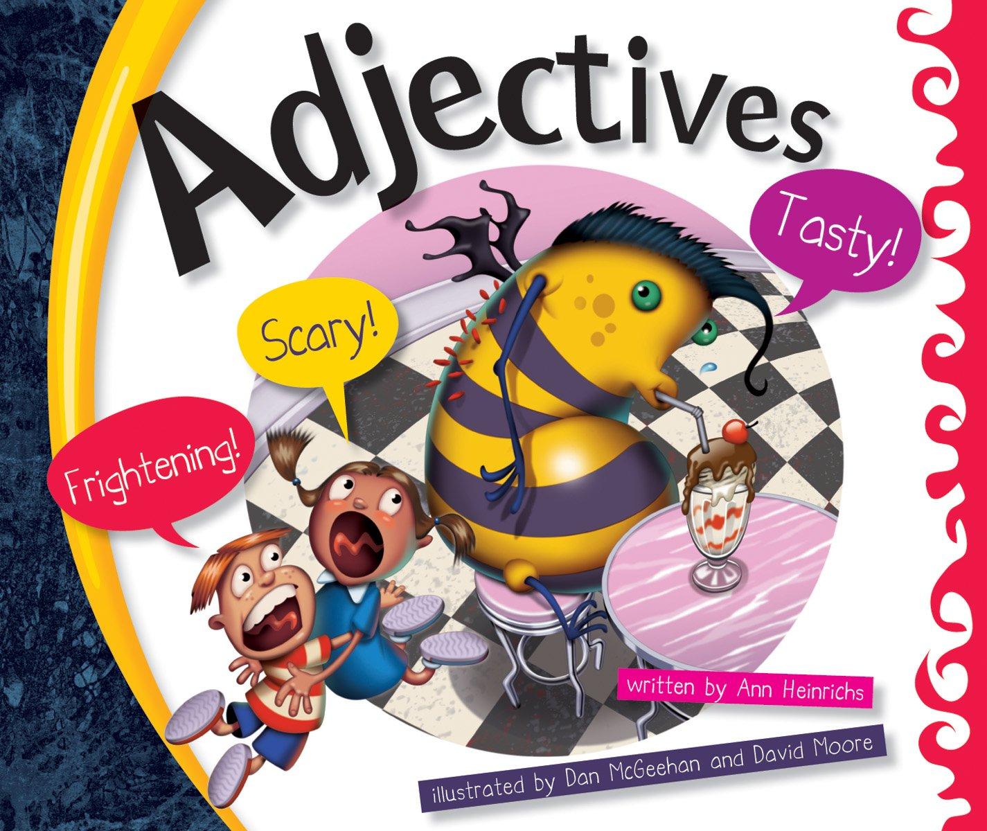 Adjectives (Language Rules!) (English Edition)