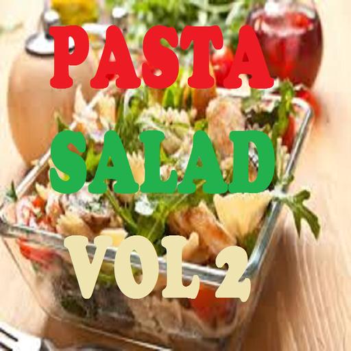 Pasta Salads Recipes Cookbook Vol 2 -