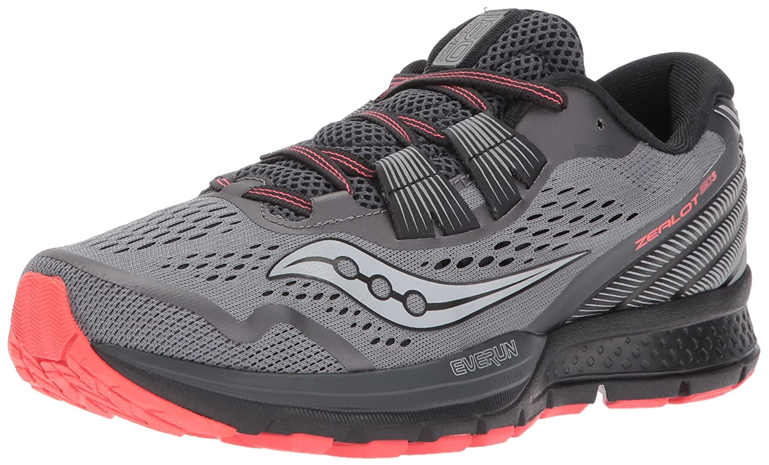 Hot Selling Saucony Zealot ISO 3 De las mujeres Running Shoes