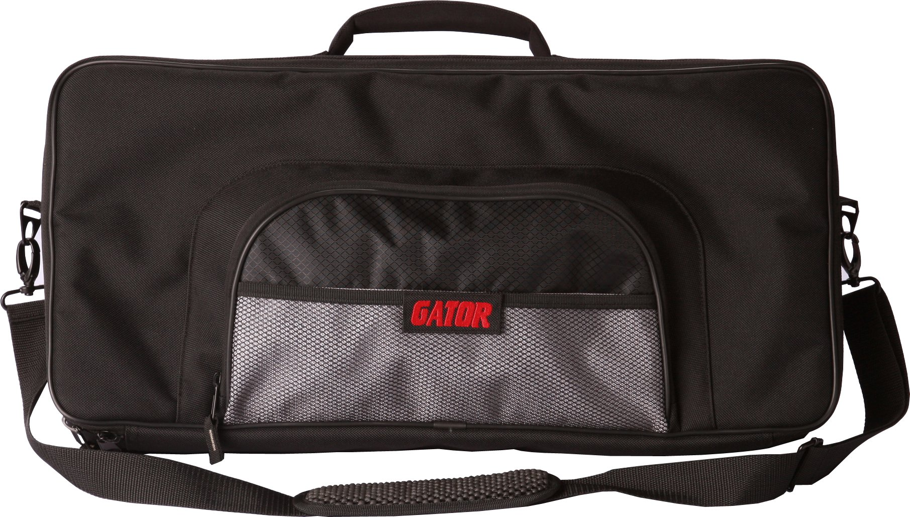Gator Cases Padded Utility Bag for Guitar Pedals, DJ Controllers, Micro Synths, and Much More; 24.5'' X 11.5'' x 4'' (G-MULTIFX-2411)